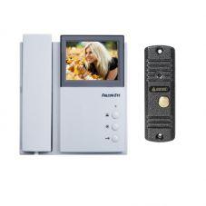 Комплект видеодомофона FE-4CHP2 + AVC-305 (PAL) Антик