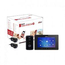 Видеокамера DHI-VTK-VTO2010D-VTH2020DW