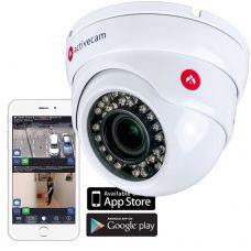 Антивандальная купольная IP камера AC-D8123ZIR3 2,8-12мм