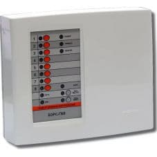 Прибор приемно-контрольный охранно-пожарный ВЭРС-ПК 8П