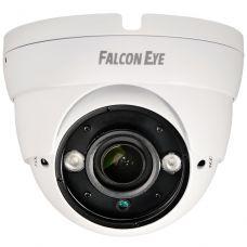 Антивандальная купольнаяя гибридная видеокамера FE-IDV1080MHD/35M 2Мр (2,8-12мм)
