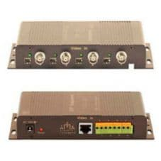 Активный 4-канальный приемник видео-сигнала