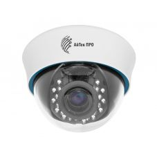 Внутренняя купольная видеокамера AHD-DV 1.3 Mp (2,8-12)