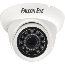 Антивандальная купольнаяя гибридная видеокамера FE-ID5.0MHD/20M 5Мр 3,6мм
